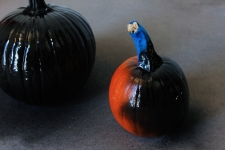 halloween_pumpkin_decoration_spray_paint_thumb_tacks_metallic_black_chic_drip_dark_eyeswoon-8
