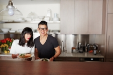 peter_som_fashion_designer_nyc_home_kitchen_cooking_salmon_fillets_microgreen_salad_eye-swoon_athena_calderone_winnie_au_photography-28
