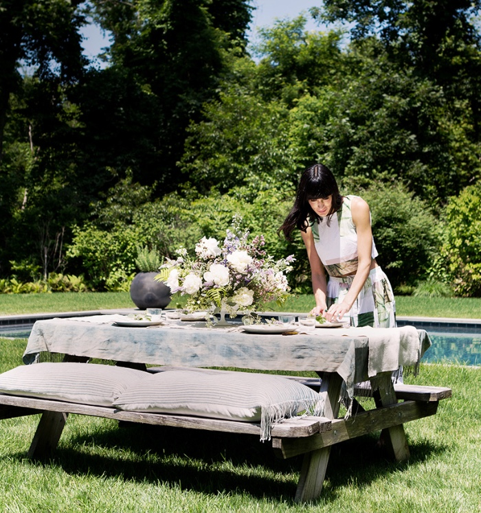 Summer Entertaining with Elle