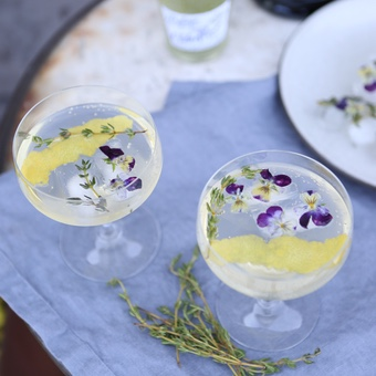 Elderflower Cocktail