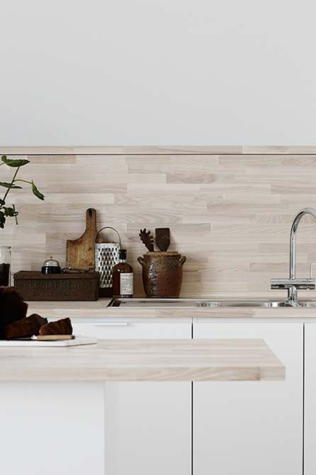 5 Kitchen Trend Obsessions | Pale Wood | EyeSwoon