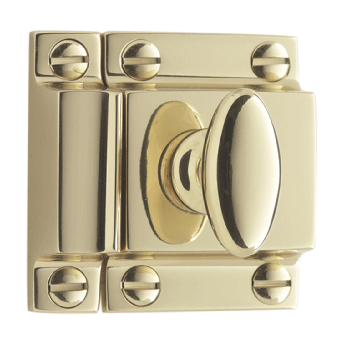 Small Oval Cupboard Latch