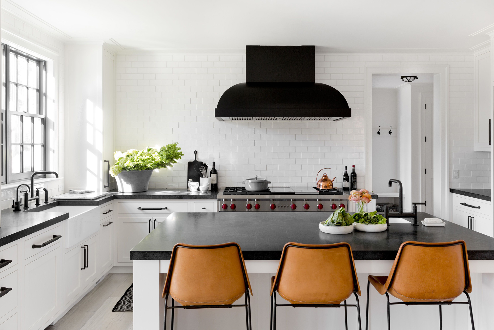 Heart of the Home: Kitchen Townhouse | EyeSwoon
