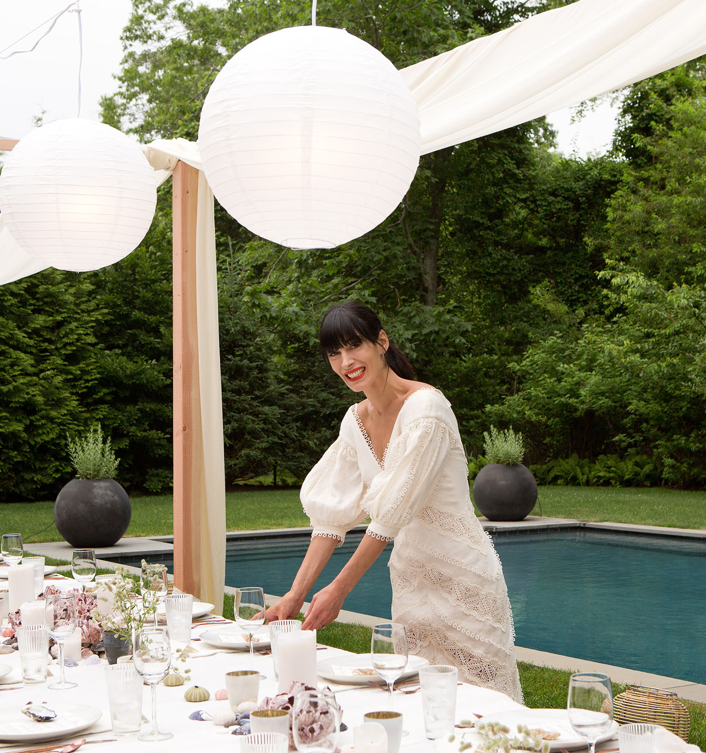 Summertime Feasting with Zimmermann