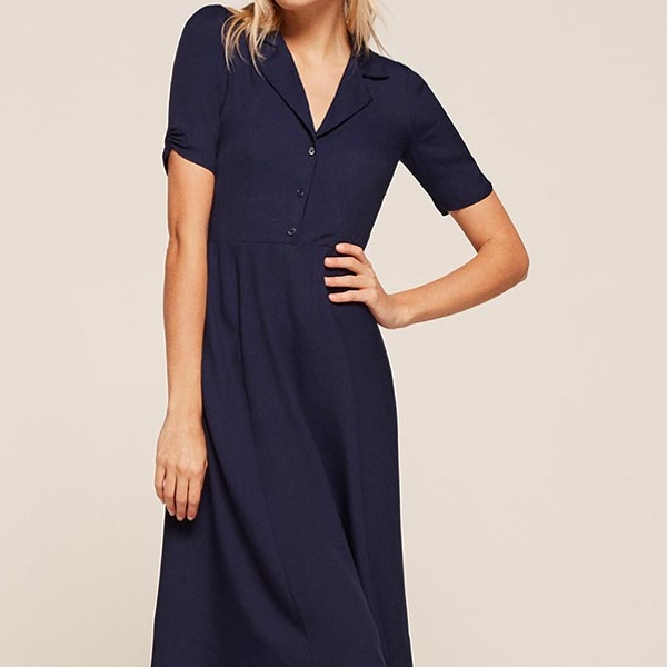 Reformation Abigail Dress