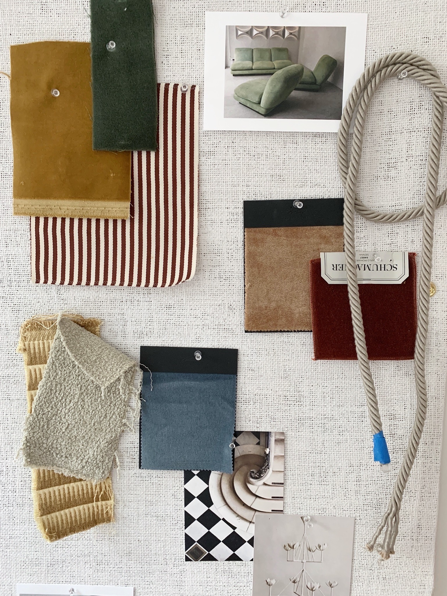 How to Make the Swooniest Pin Boards