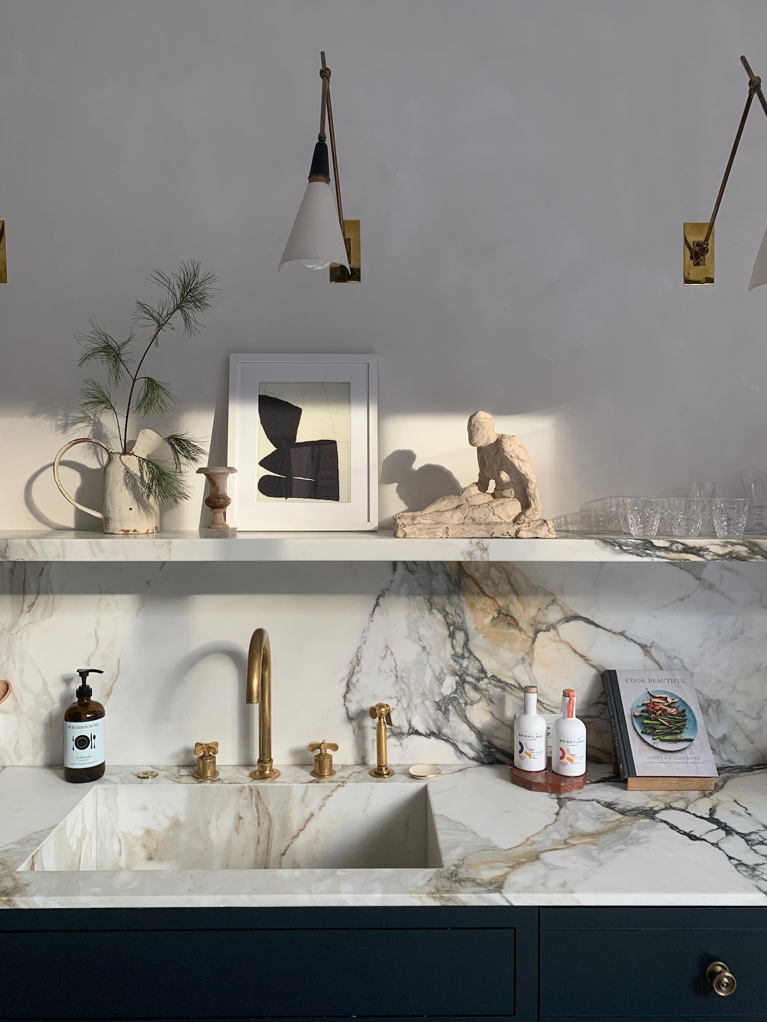 Room Swoon: Shop My Kitchen Shelves