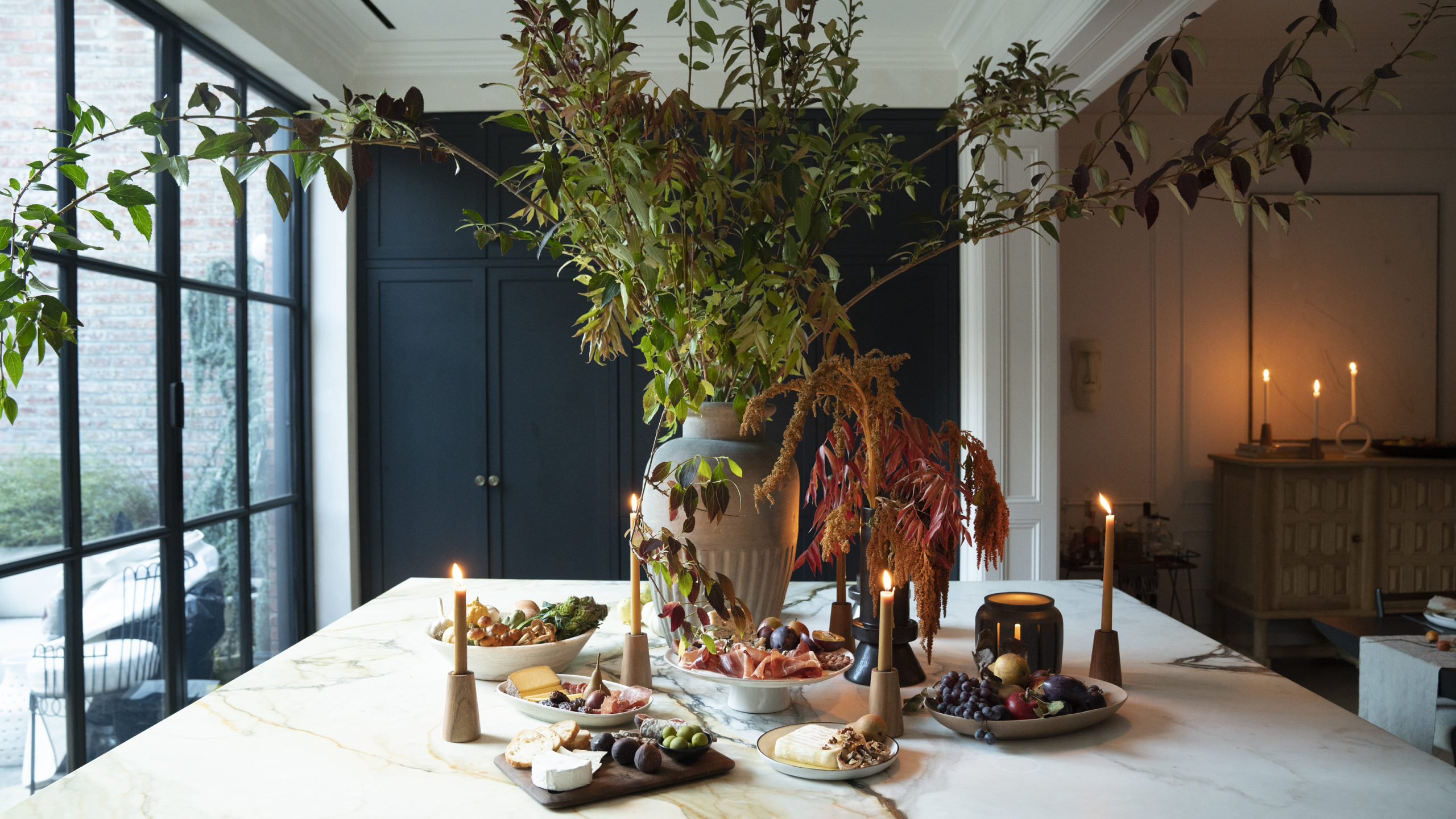 An Intimate Thanksgiving with Crate & Barrel