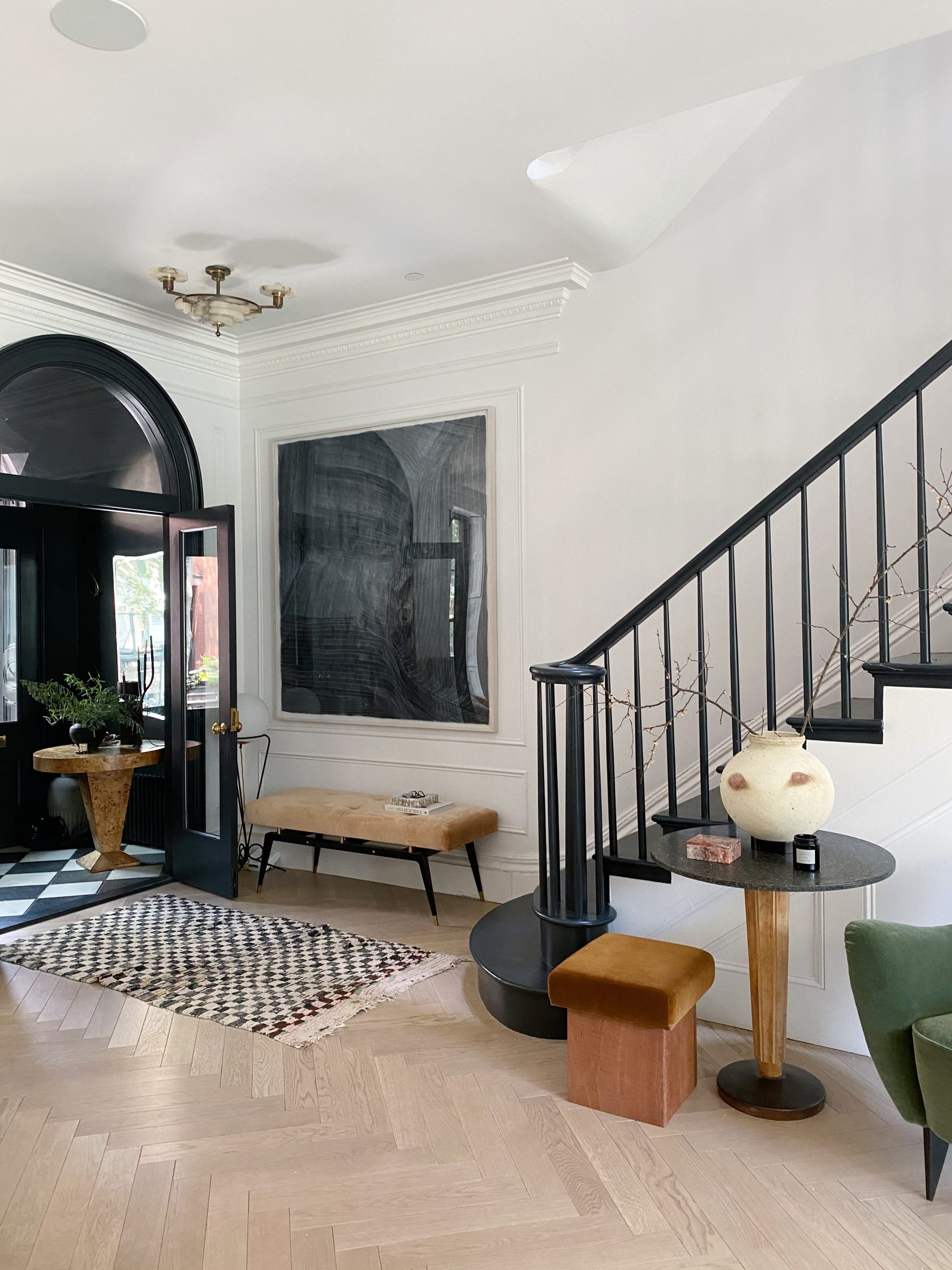 Room Swoon: My Brooklyn Entryway