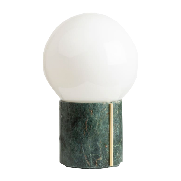 And Jacob Nocte Lampe Marble Green