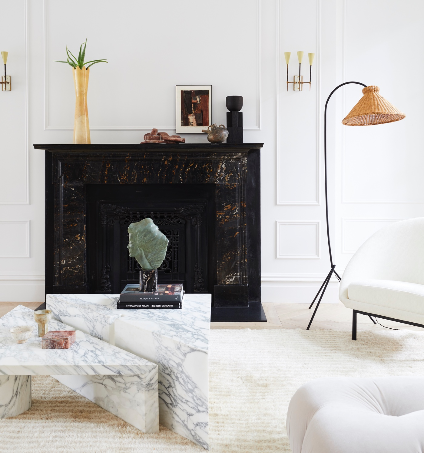 Fireplace Styling
