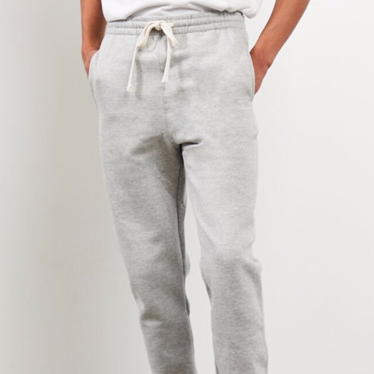 PacSun Light Gray Sweatpants